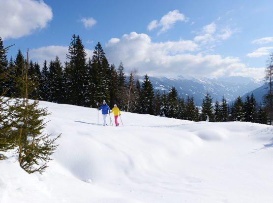 Schneeschuhwandern - Winterurlaub - Radstadt