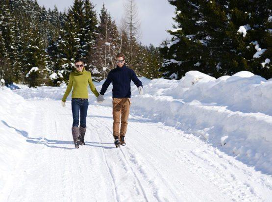 Winterwandern - Winterurlaub - Radstadt